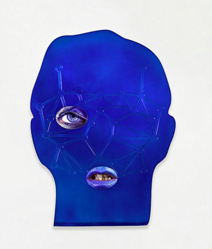 Tony Oursler - Lisson Gallery