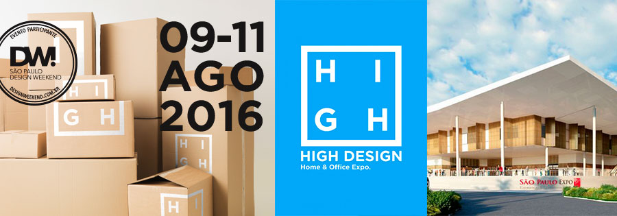 Anote na agenda high design home office expo for Office design expo