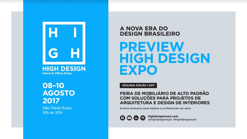 home design expo 2017 high design home amp office expo 2017 chega 224 sua segunda 18142